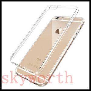 Samsung Galaxy Not 8 için 9 S8 Artı iphone X XS XR Max 8 7 artı Yumuşak TPU Şeffaf Şeffaf Ultra Ince Kılıf