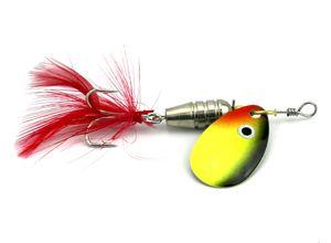 12pcs of Metal Spinner Spoon Fishing Lure Hard Baits Sequins Artificial Jigging Fishing Bait Accessoires Pesca Hooks Leurre Peche