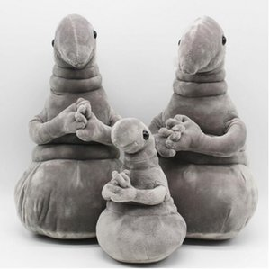 Nuevo juguete de felpa que espera caliente Zhdun Meme Tubby Grey Blob Zhdun Felpa Muñeca Juguetes Homunculus Loxodontus