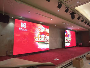 Full Color Indoor TV Pannello P2 P3 P4 P5 P2.5 P6 LED Video Wall / Indoor Full Color Display LED P4 / P4 pannello LED Indoor