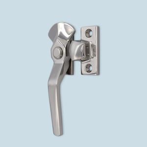 Sellada a prueba de sonido de la puerta del congelador Tirador puerta del horno bisagra del gabinete de hardware pestillo camión almacenamiento en frío industriales cerrados herméticamente la perilla de bloqueo
