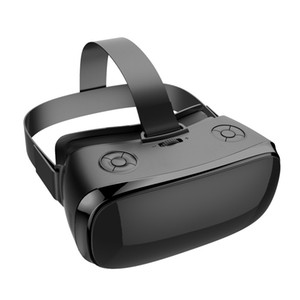 V3H 3D-VR-BOX Brille Headset Intergreinted VR BOX Mit Virtual Screen Build-in-Support DHL-freies Verschiffen