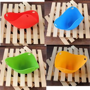 Silikon Yumurta Poacher Bardak - Mükemmel Pişirme için BPA Poaching Pod - Yapışmaz Yumurta Poacher (4 Renk)