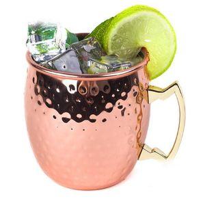 모스크바 뮬 머그 컵 마시는 구리 컵 우유 맥주 커피 머그잔을 망치로 모스크바 mule mule mug KKA1576