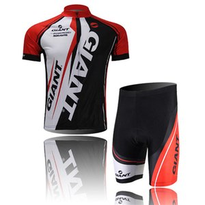 2017 Giant Pro Team Cycling Jersey Bicicletta Pantaloncini corti Pantaloncini con bretelle Bicicletta Set Bicicletta Bicileta MTB Ropa Ciclismo Hombre