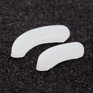 2pcs réutilisable en silicone GRILLZ moulage barres de fixation pour le montage moule Grills en argent d'or dents Grillz