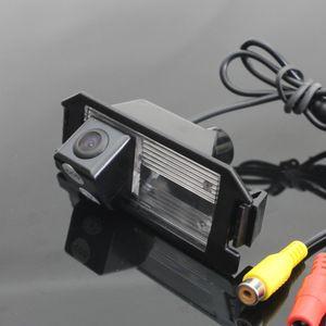 Plaka Işık OEM / HD CCD Gece Görüş / Araç Arka Kamera / Hyundai Genesis Coupe 2008 ~ 2013 Için Ters Kamera