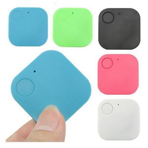 10 pcs Écrou Mini Smart Finder Étiquette Bluetooth GPS Tracker Porte-clés Enfants Pet Chien Chat Enfant Sac Téléphone Locator Anti Perdu Alarme Capteur