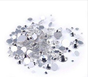 1440PCS crystal glass DIY flatback rhinestones for nail Art phone Case decor ss3-s40