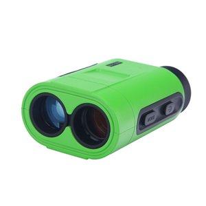 Freeshipping 900m 6X Multifuncional Golf Monocular Laser Distância telescópio telêmetro Handheld Laser Medidor Range Finder para Golf Caça