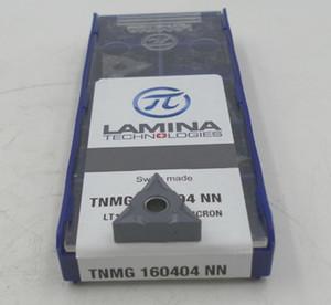 Модель inser карбида 30pcs: режущий инструмент TNMG 160404 NN LT10