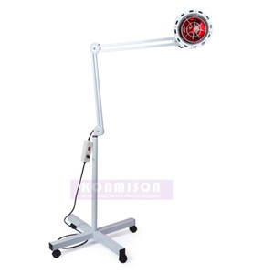 Far Infrared Heating Lamp For Blood Circulation Fat Burning Beauty Salon Equipment Infrared Therapy Body Slimming Machine