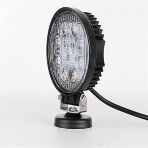 27 W cree LED Çalışma Lambası Bar Su Geçirmez Taşkın Nokta Combo Işın Offroad Tekne Araba Motosiklet ve araba far Gece Sürüş Aydınlatma
