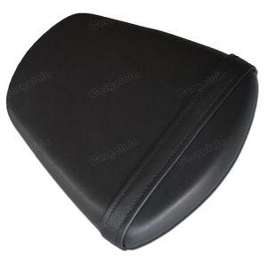 Rear Seat Pillion Artificial Leather For Suzuki GSXR600 750 2011-2013 K11 Black