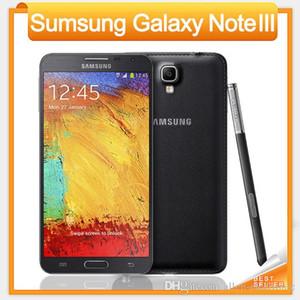تم تجديده Samsung Galaxy note 3 ROM 16G Android 4.3 رباعي النواة 3G RAM 13MP Camera 5.7