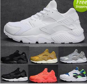 WHOLESALE 2017 new Air Huarache II 4 5 1 3 running shoes Huraches trainers outdoors shoes Huaraches Kidsshoes lovers Hurache