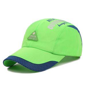 Venta al por mayor - Mejor venta de la gorra de béisbol de los hombres sombrillas sombreros cómodos gorra de béisbol sombreros de hip hop gorras de béisbol 6 colores