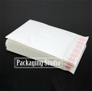 All'ingrosso 19 * 24 + 4cm bianchi Bubble bollettini Invitation Card List del sacchetto di trasporto di imballaggio Buste Pedded trasporto