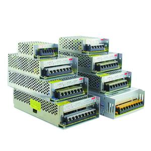 Fonte de alimentação DC12V Levou fonte de alimentação 12 W 25 W 40 W 60 W 120 W 180 W 240 W 360 W 480 W 600 W AC110V / 220 V driver led interruptor