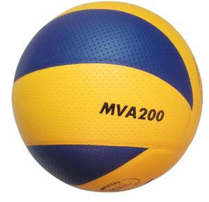 Molten sfera di pallavolo di tocco morbido di marca 200 300 330 migliore qualità 8 pannelli partita di pallavolo voleibol Facotry all'ingrosso