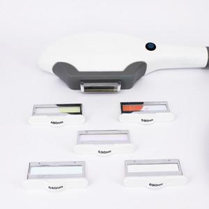 nova 72mm de alta qualidade * 35mm IPL elight SHR opt máquina peça de mão sonda safira filtros de cristal peças de reposição