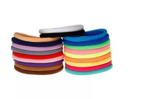 23 farben kid nylon stirnband für kinder dünne stretchy nicht kennzeichnen baby headwear elastisches kopfband diy material