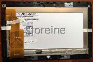 لآسوس فيفو rt TF600TL TF600T شاشة اللمس زجاج محول الأرقام الجمعية شاشة lcd led + الإطار 5234N FPC-2 نسخة HV101HD1-1E0