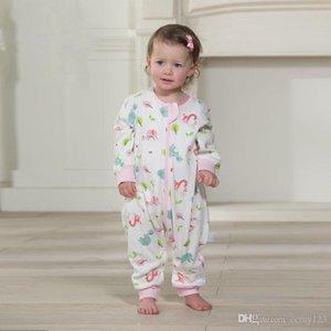 Sonbahar Yüksek Yeni Soğuk Kalite Karakter Güzel Uyku Tulumu Bahar ve Boyutu Moda Bebek Çocuklar için 2017 Hava Unisex Küçük Cotto Nxqi