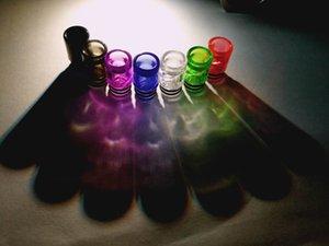 Boquilla Smok 510 Plástico Drip Tips Plástico Ecig Bolas espirales EGO Bolas resistentes al calor Bajo en Carbono Plastic Fit para Smok / Aspire Atomizer