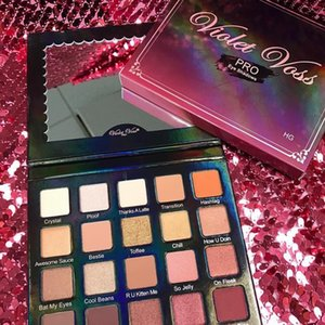 HOT NEW Violet Voss Holy Grail Pro Eye Shadow Palette REFOR 20 color eyeshadow DHL