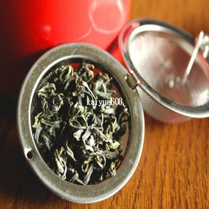 Tea Infuser Stainless Steel Tea Pot Infuser Sphere Mesh Tea Strainer Ball Good Quality 4.5cm 25PCS Lot