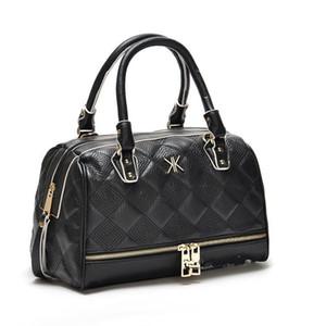 Markendesigner Kim Kardashian Kollection Messenger Tote KK Bolsas Design Frauen Handtasche Umhängetasche beliebte Tasche