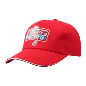 nuovo 1994 BUBBA GUMP SHRIMP CO. Berretto da baseball menwomen Sport Summer Cap Cappello estivo ricamato Forrest Gump Costume