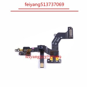100pcs Original for iPhone 5 5g Front Camera with sensor Flex Cable Replacement parts Mobile phone flex cable Ribbon by DHL EMS