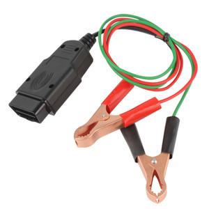 Cables de diagnóstico del coche conectores de memoria de ahorro de alimentación de la ECU Conector de interfaz del vehículo ECU energía de emergencia para 12 V DC Fuente de alimentación CDT_008