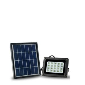 بارد أبيض 20LEDs SMD شمسيّ led Floodlight energy-saving خارجيّ حديقة شارع شارع مصباح نظام مصباح