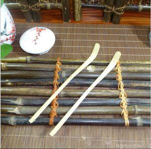1 Gramm Klassische Bambus Matcha Scoop Matcha Tee Japanische Teezeremonie Zubehör Matcha Löffel 18 * 1,2 CM