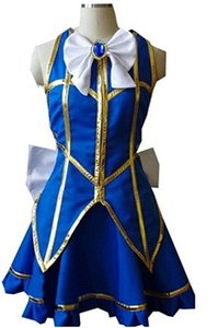 Fairy Tail Lucy Heartfilia Lolita Costume Party Dress