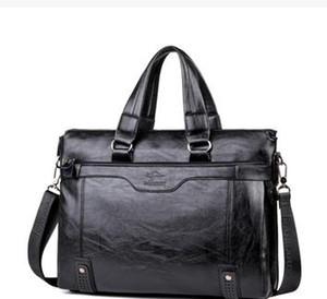 2017 Nuovi uomini di marca borse borsa a tracolla singola spalla uomini messenger borse valigetta borsa da uomo borse computer geniune in pelle