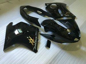 HONDA CBR1100XX 용 인젝션 페어링 바디 키트 96 99 00 03 CBR1100 XX 1996 2000 2003 ABS 화이트 페어링 차체 및 선물 AA03