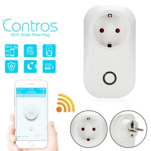 Sonoff S20 WIFI Presa di controllo remoto wireless Smart Smart Timer Plug Presa di corrente Smart Home EU / US / UK Presa di corrente