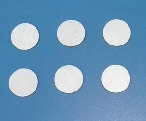 Ultrasuoni piezoelettrici 10 * 5M-PZT5 Piezos Dischi Piezoceramic Elemento PZT Crystal Ceramic Chip Piezo Accessori