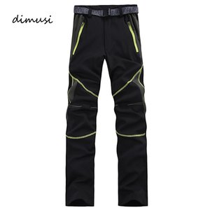 Wholesale- DIMUSI 2017 Quick Dry Men Long Pants Male Breathable Joggers Trousers Causal Outwaer Army Waterproof Joggers Mens Clothing,YA659