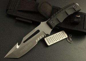 Italien-Fuchs 2012 Tauchen Messer EDC Camping Angeln Wandern taktische Kampfjagd feste Klinge 1pcs versandkostenfrei