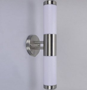 New Store Promotion Luxus Edelstahl modernen Stil wasserdichte Wandleuchte LED indoor outdoor Wandleuchte auf und ab Wandleuchte MYY