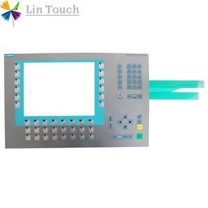 NOUVEAU 6AV6643-0DD01-1AX0 MP277-10KEY 6AV6 643-0DD01-1AX0 MP277-10 Clavier à clavier à membrane HMI PLC Utilisé pour réparer le clavier de la machine
