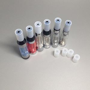Sıcak Test Damla İpuçları Caps Tek Kullanımlık İpuçları Atomizer Kapak Atomizer Kap eGo CE4 CE5 CE6 Clearomizer E Çiğ için