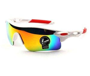 Individualität Gläser Gläser Sicherheit Explosionsgeschütztes Radfahren Sonnenbrille Sonnenbrillen 10 Farben Outdoor Männer Sportbrillen Sonnenbrillen Prote Helj