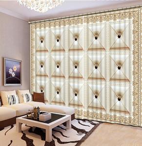 Home Decor Living Room Natural Art soft fashion decor home decoration for bedroom living room curtain