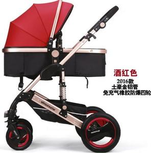 Certificación SGS Cochecito de bebé con garantía de 3 años 0 - 3 años Opciones multicolore Caucho Natural Four Wheel